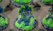 São Paulo-SP-Brasil- 05/02/2016 - Carnaval 2016 - Primeiro dia dos desfiles das escolas de samba do grupo especial de São Paulo, realizado no sambodromo do Anhembi. Na foto o desfile da Escola de Samba Unidos de Vila Maria. 05/02/2016- São Paulo, BRAZIL – CARNIVAL – Unidos de Vila Maria samba school parade, in the Anhembi Sambodromo for the carnival in São Paulo 2016. Foto: Rafael Neddermeyer/LIGASP/Fotos Públicas